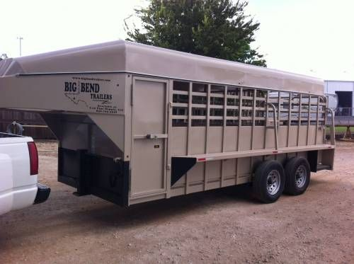 2014 Big Bend 18 X6 8 Quot Ranch Trailer For Sale With Saddle