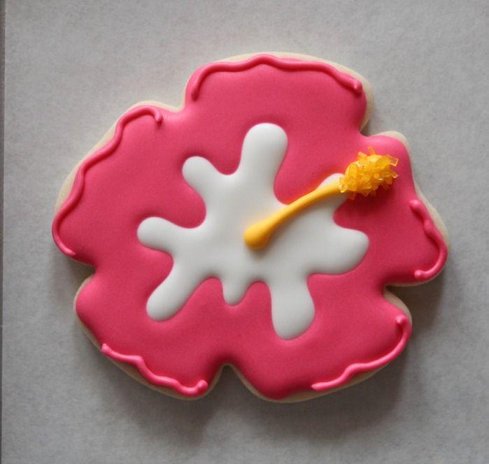 Hibiscus Cookie 6