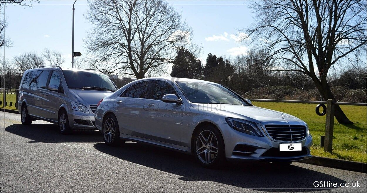 Luxury Chauffeur Driven Mercedes Benz Cars For London Transportation