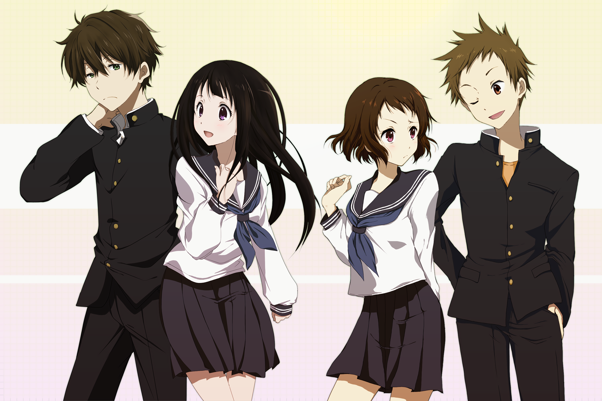 Oresama Teacher Wallpaper Anime - Hyouka Mayaka ...