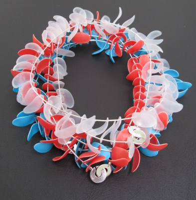 Necklace by Liana Kabel (suggestion for other workshops) www.mart ...