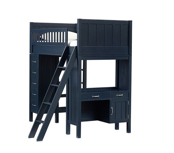 Camp Twin Bunk Bed System