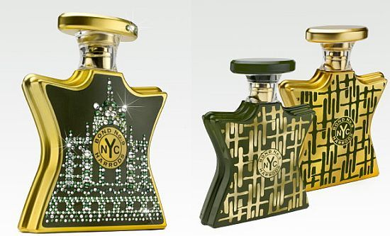 Bond No.9 to launch Harrods 'His' and 'Hers' fragrance duo - Pursuitist
