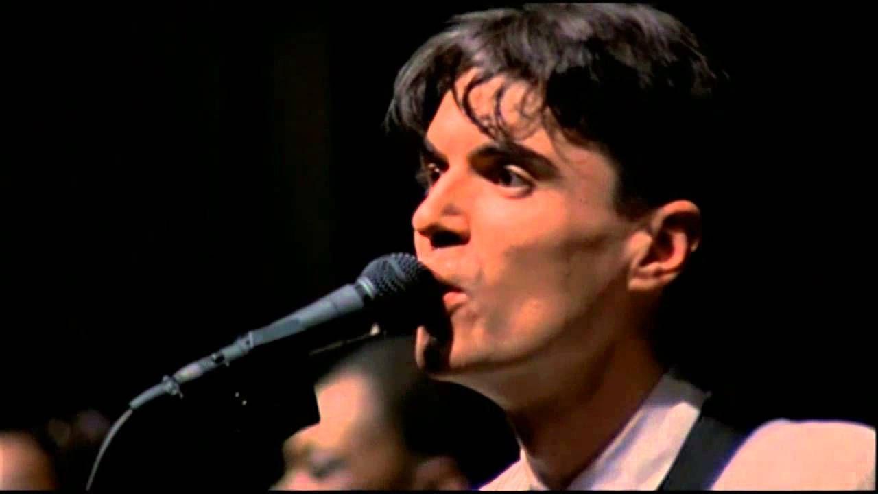 Talking Heads - Slippery People (from