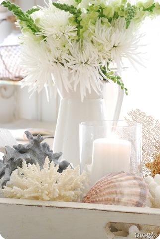 Summer Decorating Shells
