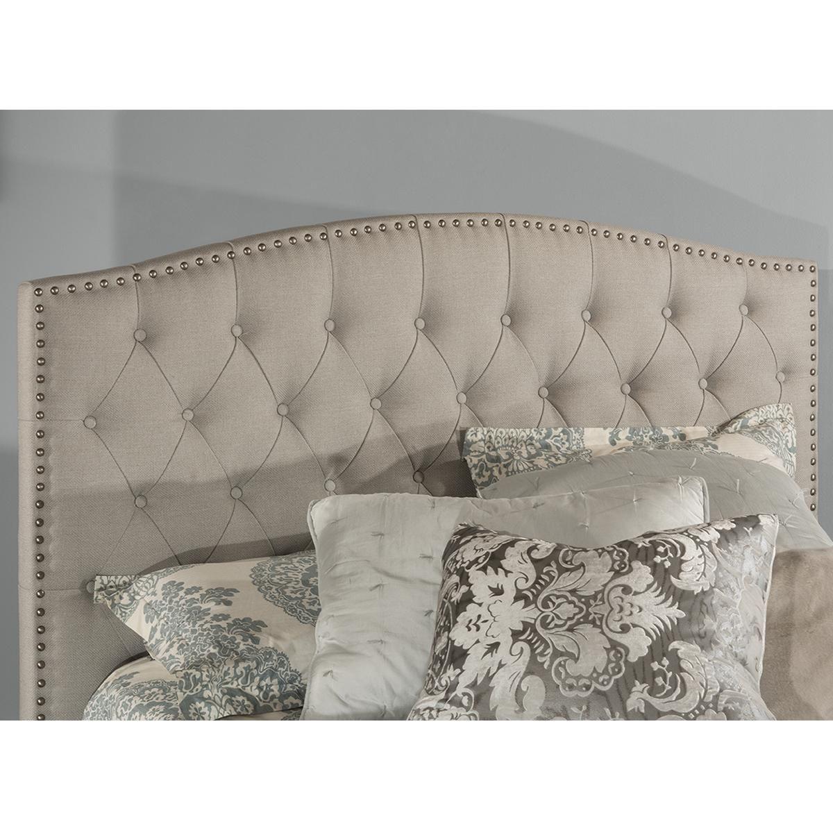 Richlands Furniture Lila Queen Headboard In Dove Gray Nebraska