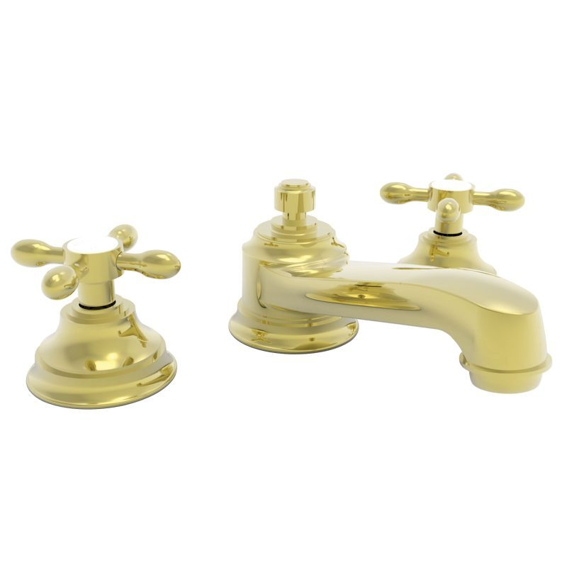 Newport Brass 1640 Astaire Double Handle Widespread Lavatory Faucet ...
