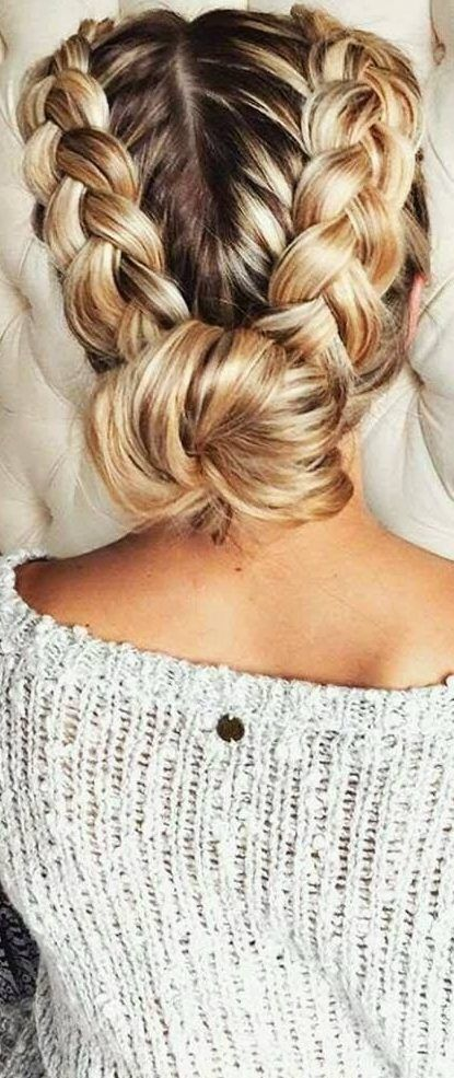 37 Dutch Braid Hairstyles - Braided Hairstyles With Tutorials - With Hairstyle