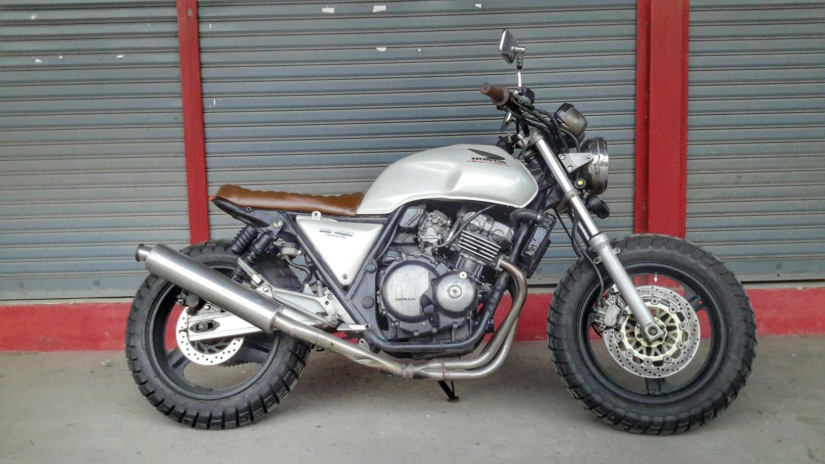Honda CB 400 SF Super Four 199...