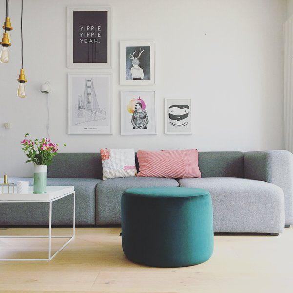 Bilderrahmen Anordnen: 5 Einfache, Aber Wirkungsvolle Ideen | # Wandgestaltung | Pinterest | Bilderleiste, Solebich Und Bilderrahmen