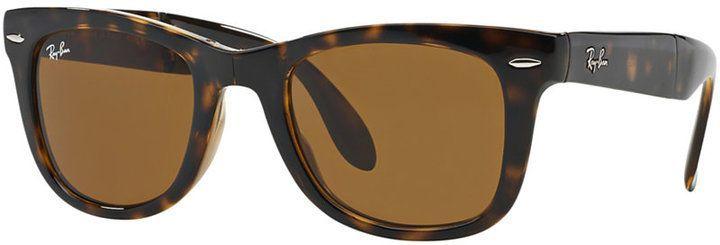 c45e5e4335 Ray-Ban Folding Wayfarer Sunglasses