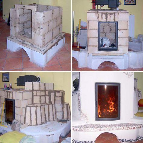 kachelofen selbstbau wohnzimmer kachelofen ofen und kacheln. Black Bedroom Furniture Sets. Home Design Ideas