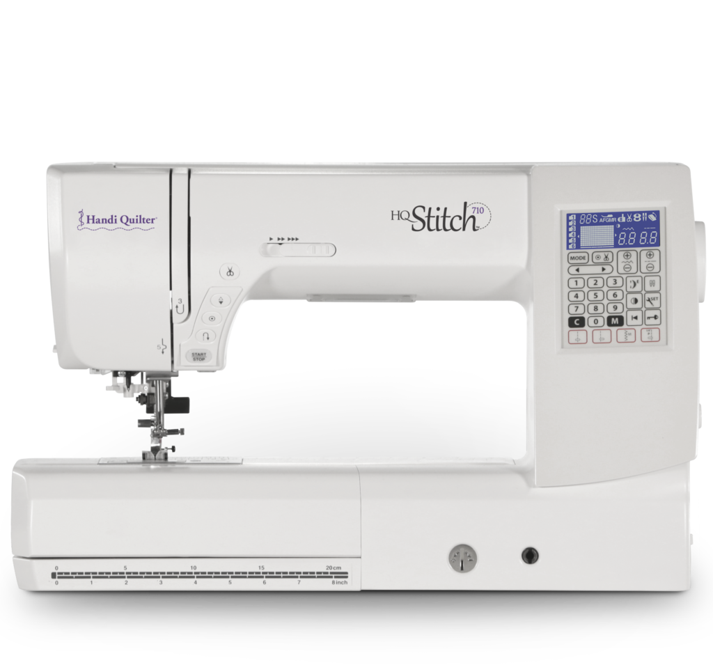 HQ Stitch 710 Sewing Machine – Quilting Is My Therapy