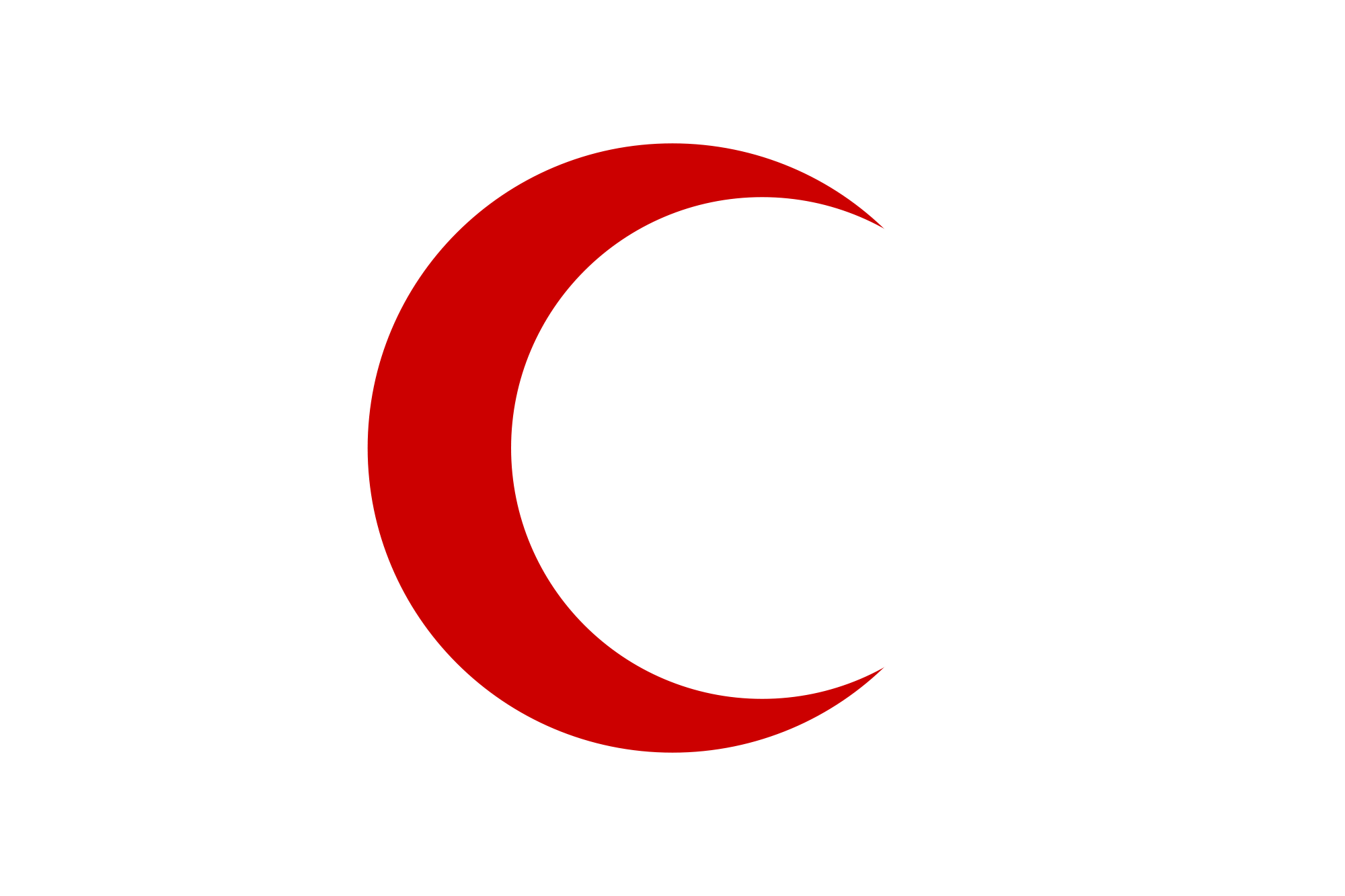 File Flag Of The Red Crescent Svg Png 2000 1333 Http Commons Wikimedia Org Wiki File Flag Of The Red Crescent Svg Crescent Logo Clipart Flag