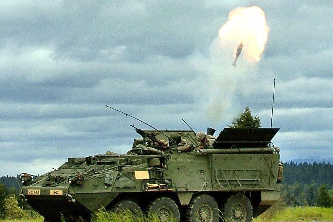 M1129 Stryker MCV-B
