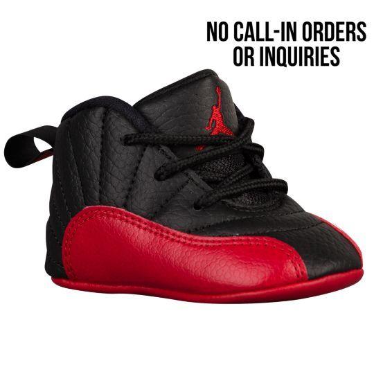 on sale 2cd59 1a442 Jordan Retro 12 - Boys' Infant   Gear   Jordan retro 12 ...