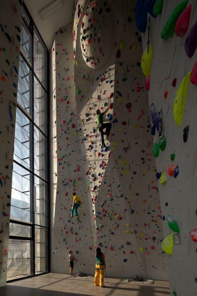 Indoor Rock Climbing Architects W Meraner u2013