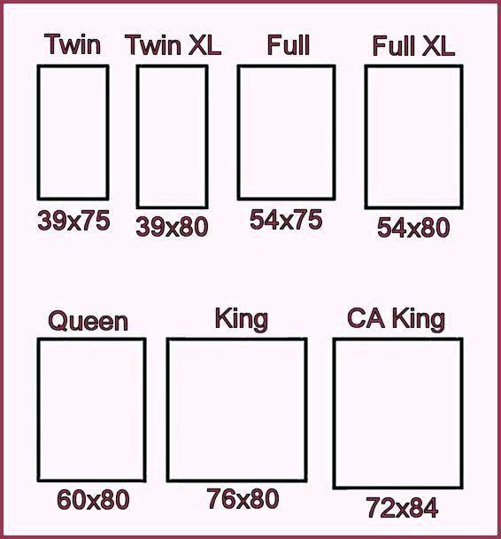 un lit king dimension d un lit double