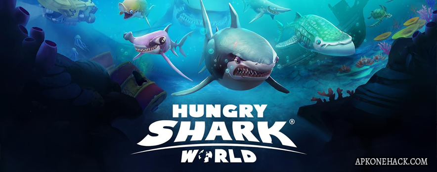 Hungry Shark World is an Action game for android Download