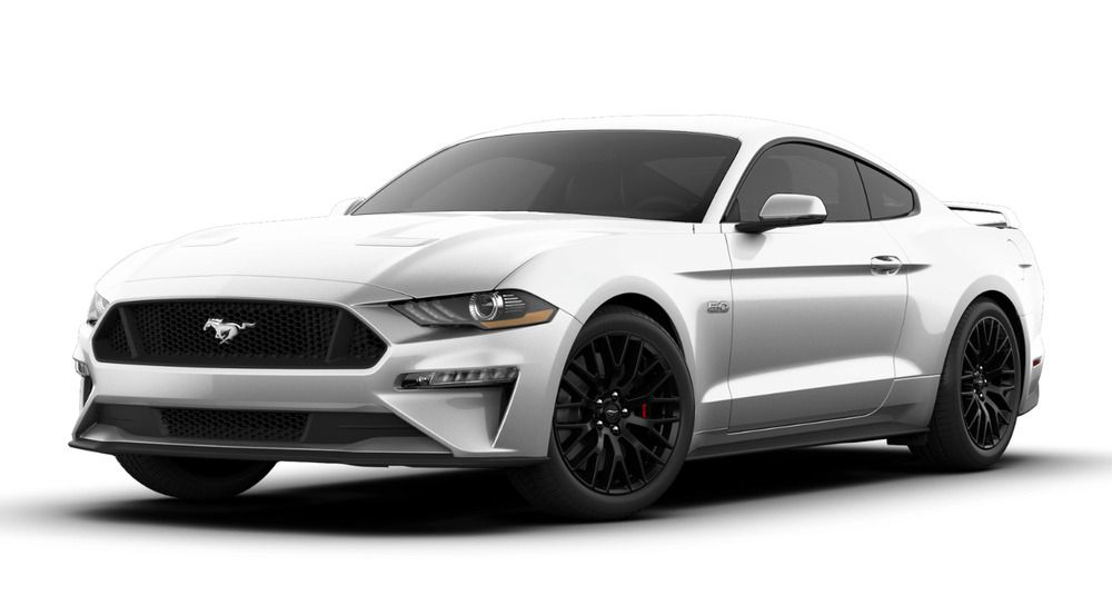 Details About 2019 Ford Mustang Gt Pp1 Cutout Garage Steel Metal