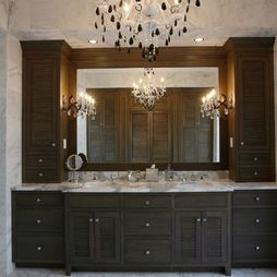 HIs bathroom  Pictures, Remodel, Decor and Ideas - page 5