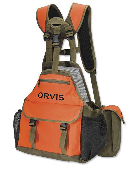 f769062a67c95 Orvis Technical Strap Vest 2016 | Ultimate Wingshooting Vests ...