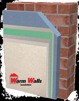 Best 25 external wall insulation ideas on pinterest for Concrete wall insulation wrap