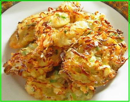 Resep Bakwan Jagung Udang Enak Resep Masakan Resep Masakan
