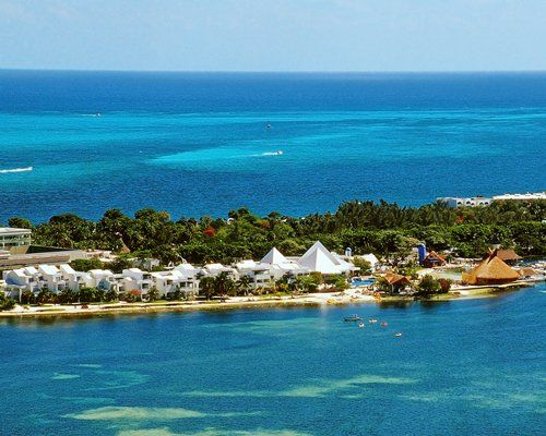 Sunset Marina Resort And Yacht Club In Beautiful Cancun