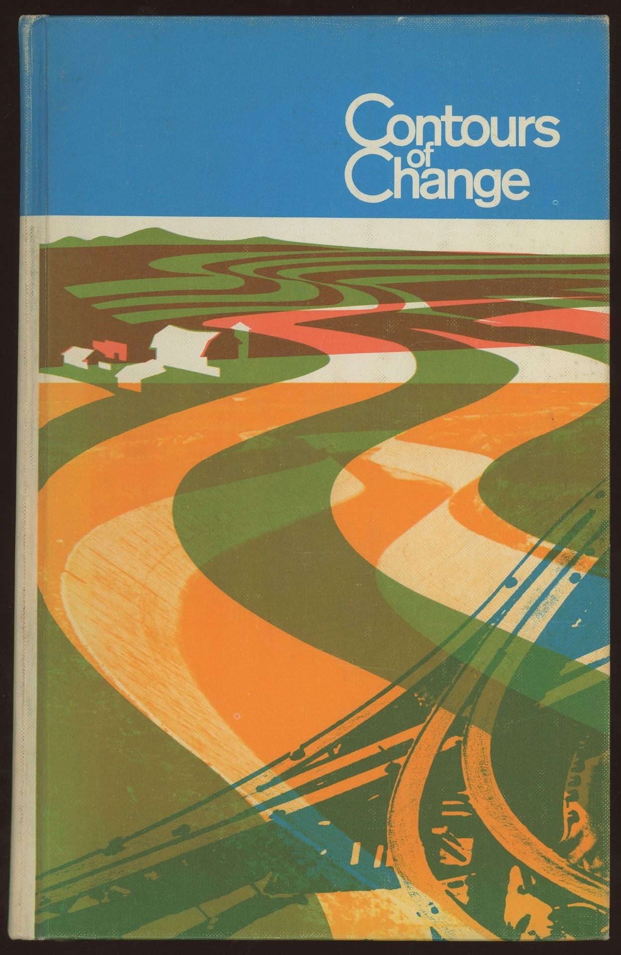Yearbook of Agriculture 1970 Contours of Change (1970