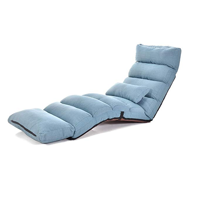 Amazon Com Large Floor Chair For Adults Sofa Recliner Chairs Head