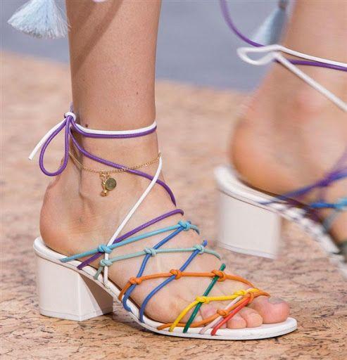 b9bbafb574ed gambar model sepatu dan sandal wanita terbaru 2017 2018