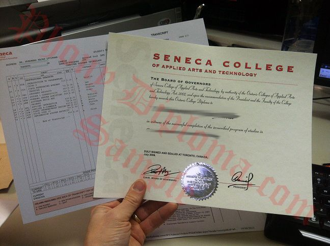Seneca College Fake Diploma From Canadian School From Phonydiploma Diploma Seneca College Canadian Universities