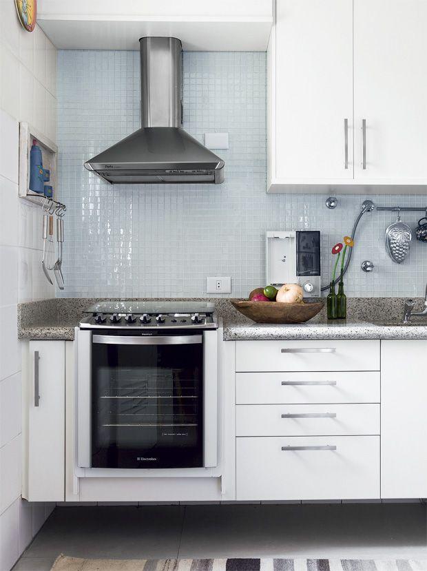 4 Cozinhas Pequenas E Lindas Cozinha Pequena Fogao De Embutir