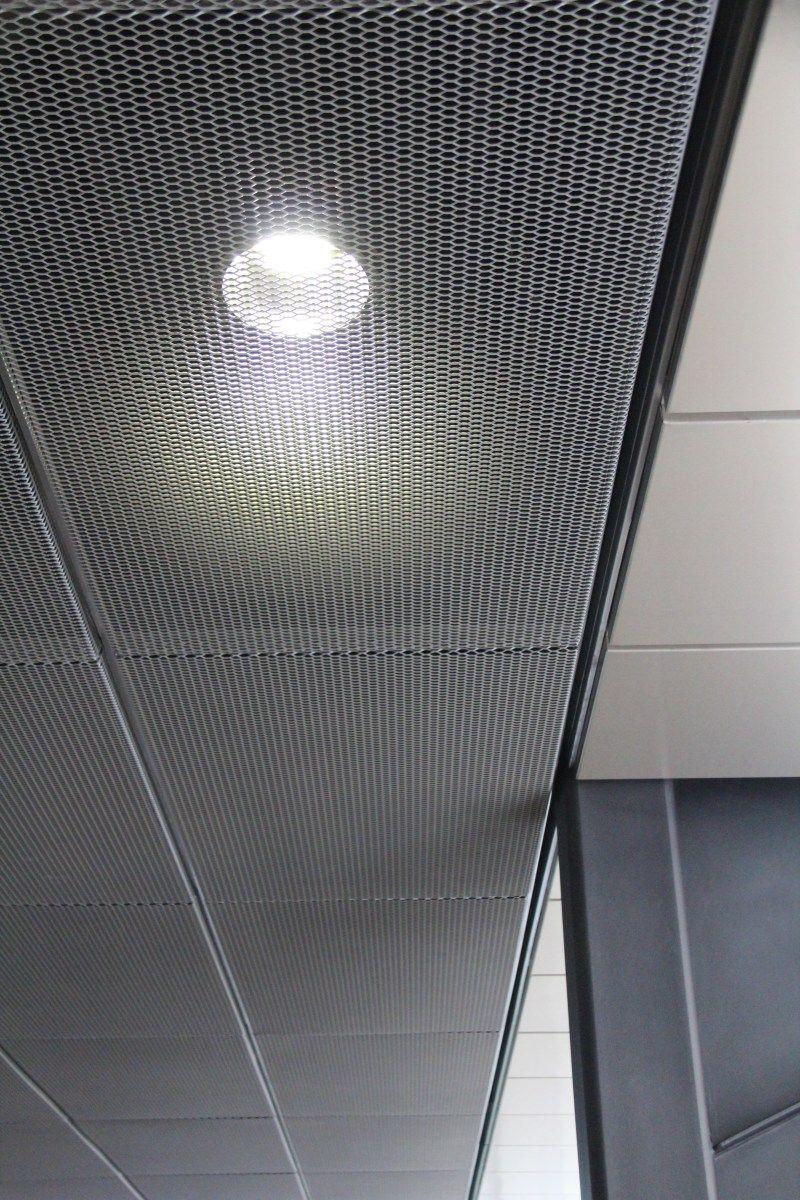 Portrait 2 Ft X 4 Ft Glue Up Ceiling Tile In Gloss White