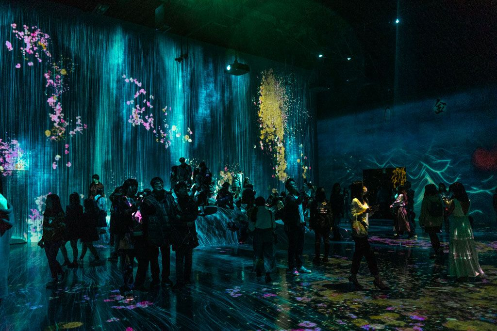 Guide to TeamLab Borderless Tokyo: An Instagrammer's Dream - The Blessing Bucket