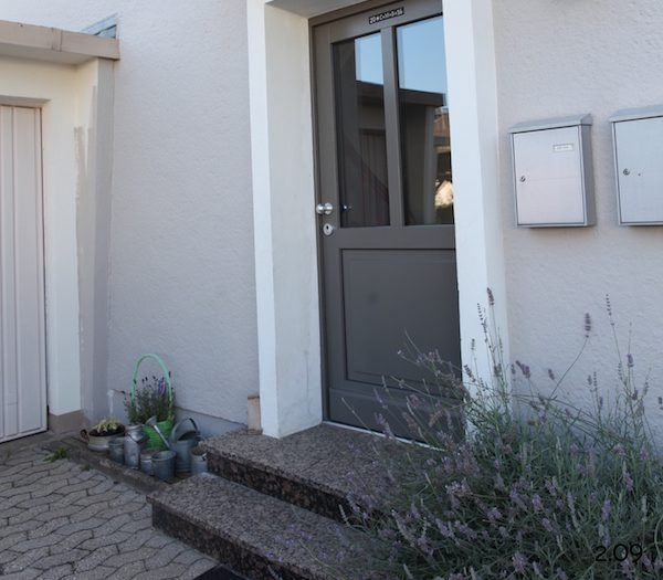 Klassische Haustüren: Sorpetaler Rahmentüren