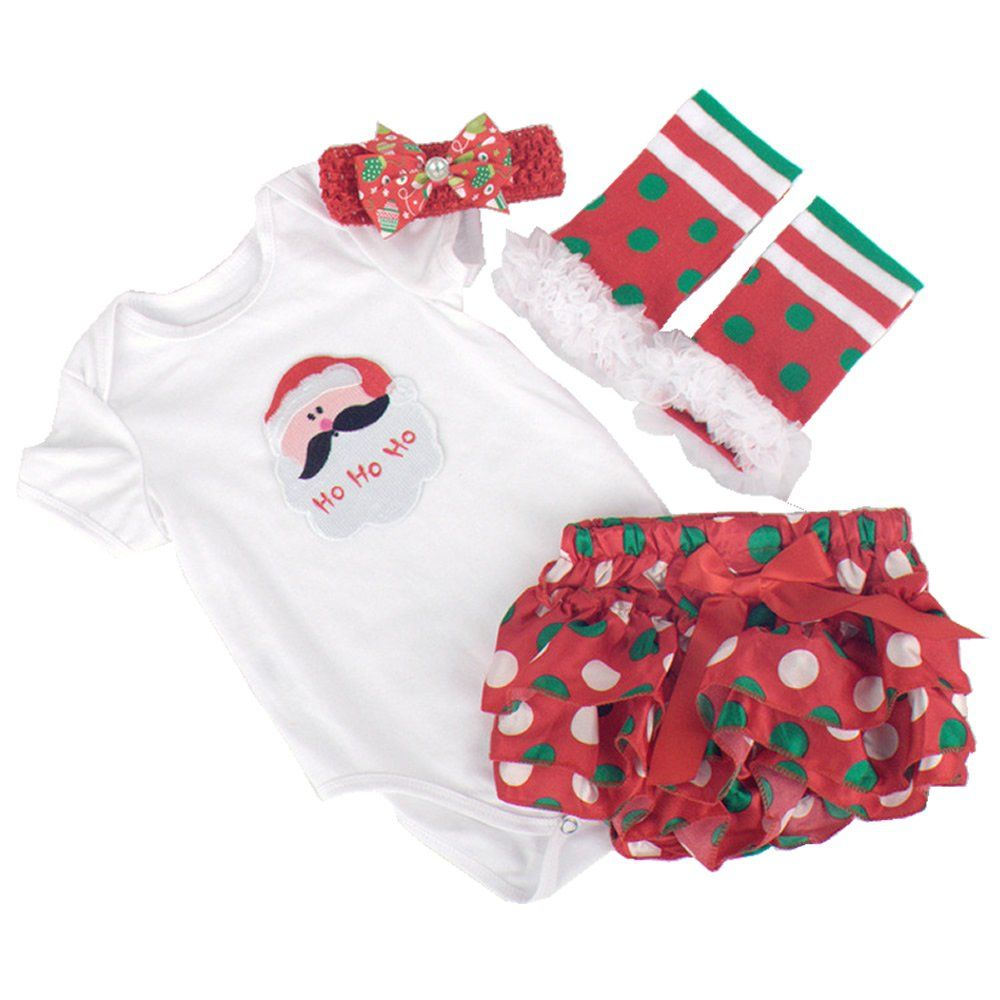 Reborn Baby Doll Clothes For Christmas Fit 20- 23 Inch Reborn Doll ...