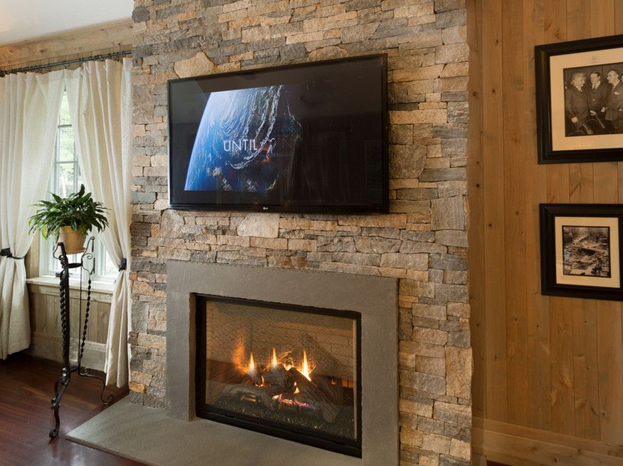 Stone fireplace mantels and why they are suitable in any home . - Stone Fireplace Mantels And Why They Are Suitable In Any Home