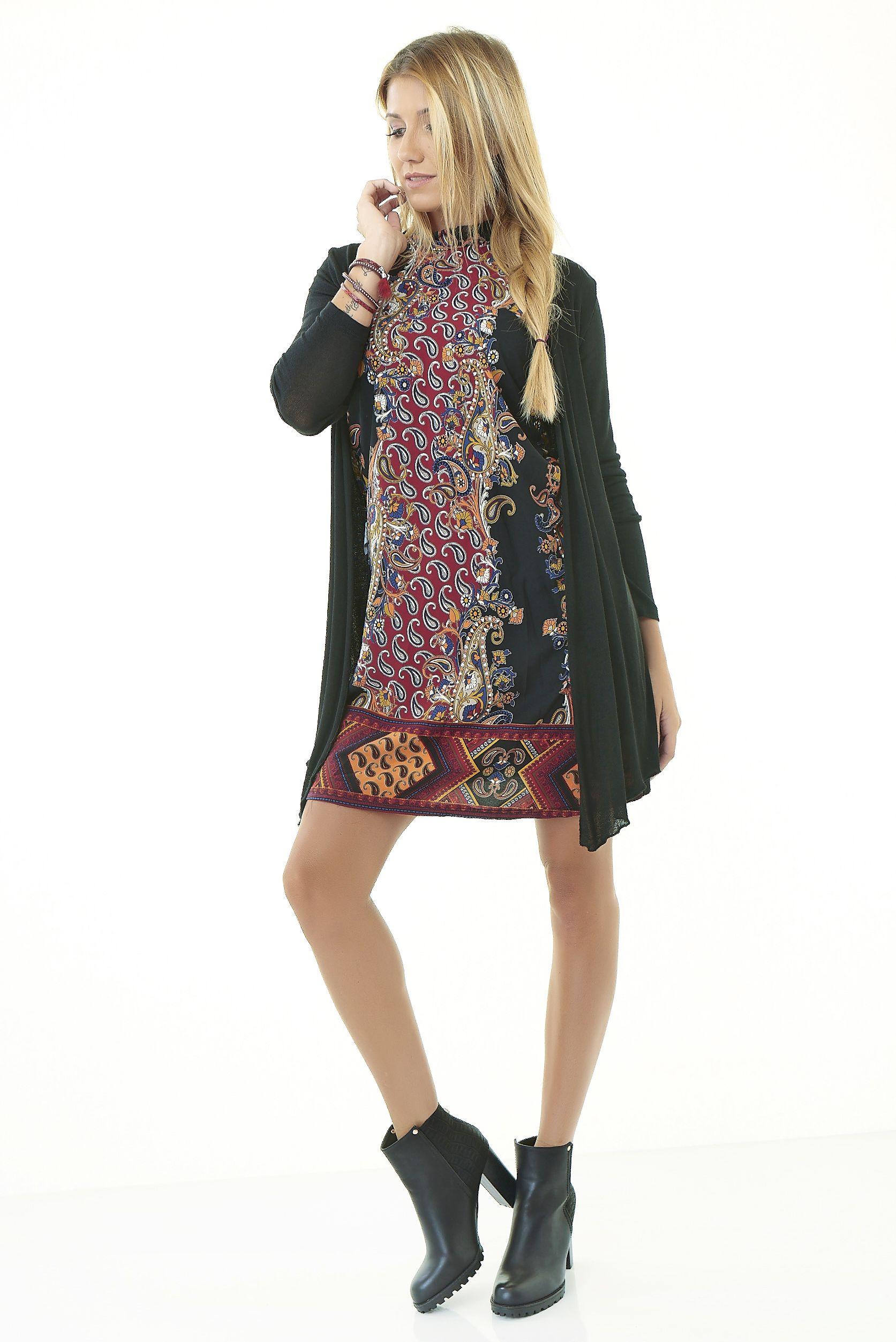 688a13d8367 Eros Collection automne hiver 2015  eroscollection  ah15  automne  hiver   style  look  robe  dress  imprimés  top  bordeaux  modele  mode  belgique    ...