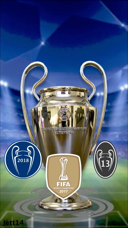 Tenemos 13 Nomás Liga De Campeones Real Madrid Campeon Fondos Del Real Madrid