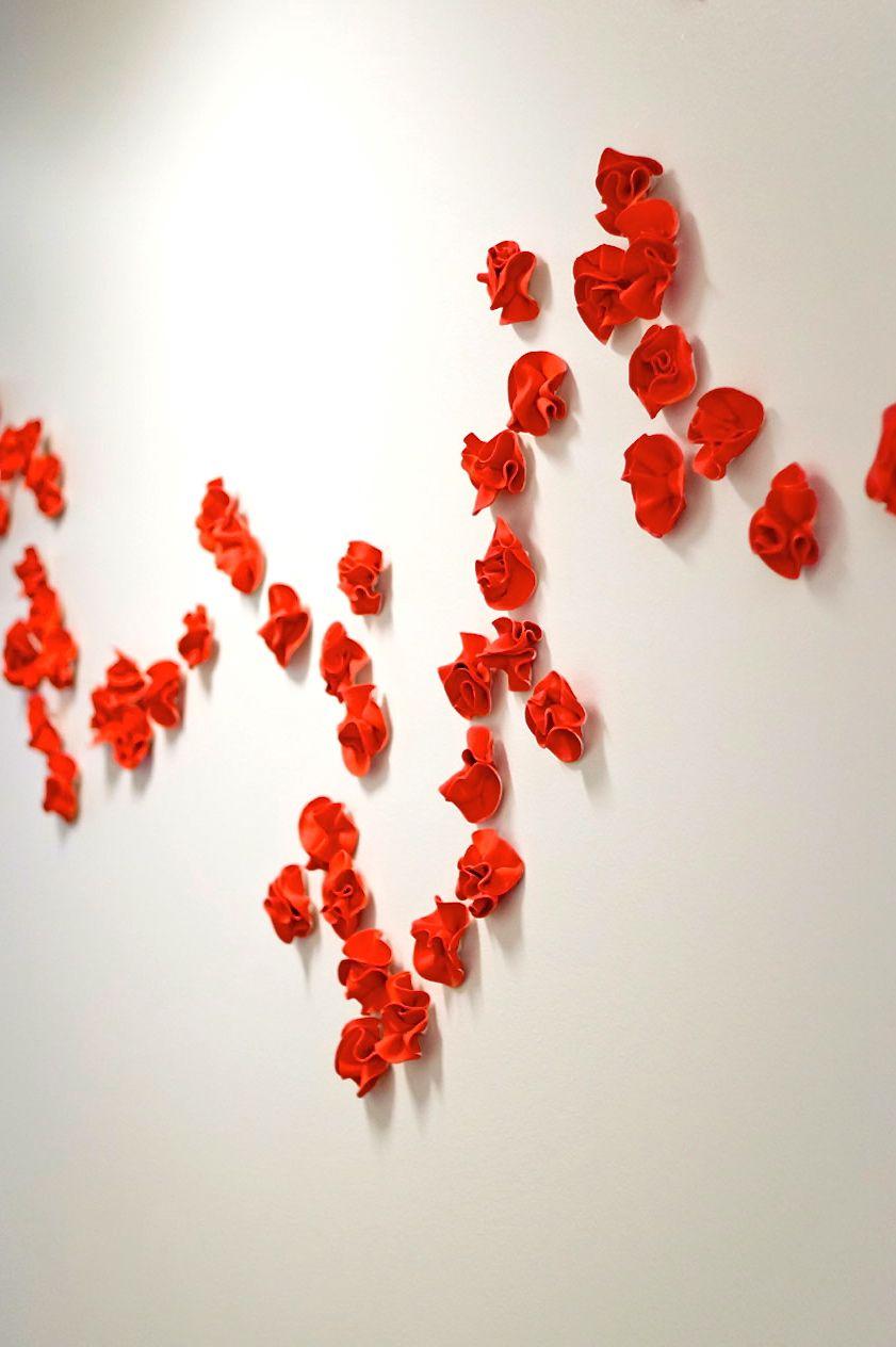 Pin By J Prichard Design Llc On Ceramic Art Installations Ceramic Art Wall Sculptures Installation Art