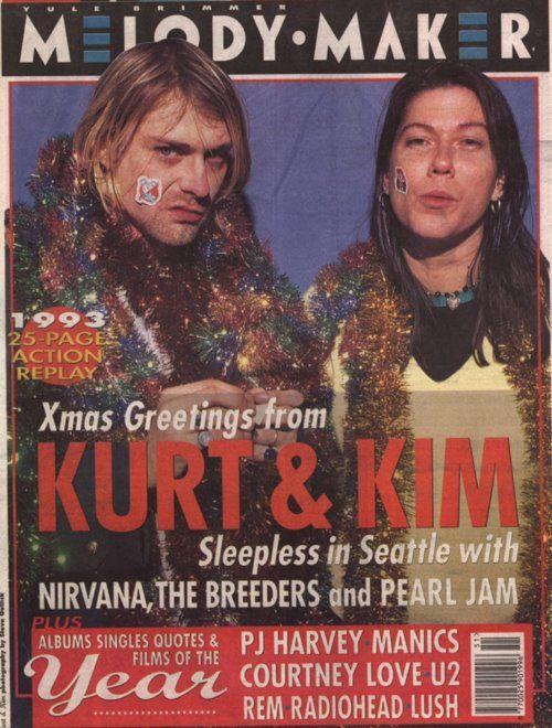 Stunning Image of Kurt Cobain in 1993