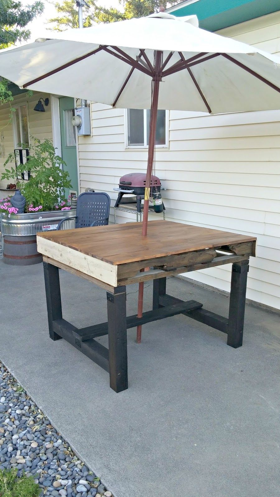 39 Amazing Narrow Patio Table To Deck Your Patio Outdoor Dining