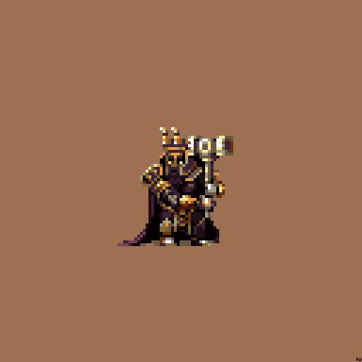 dwarven knight version 3 #pixelart