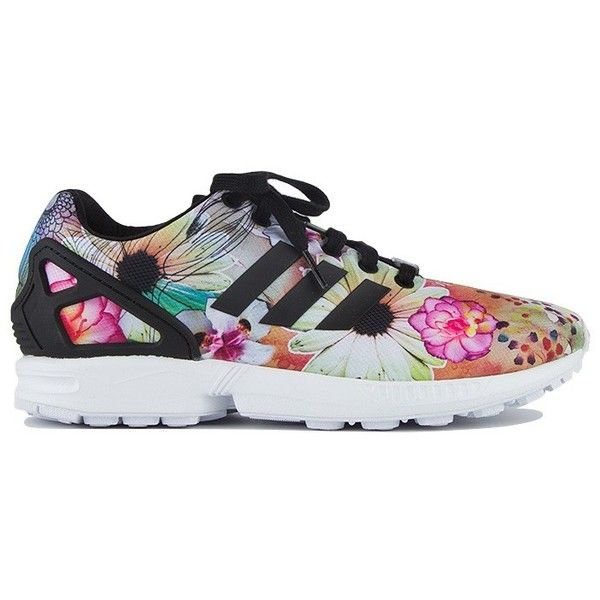 f6a55bdc6 Adidas Originals Zx Flux Womens (€80) ❤ liked on Polyvore featuring shoes
