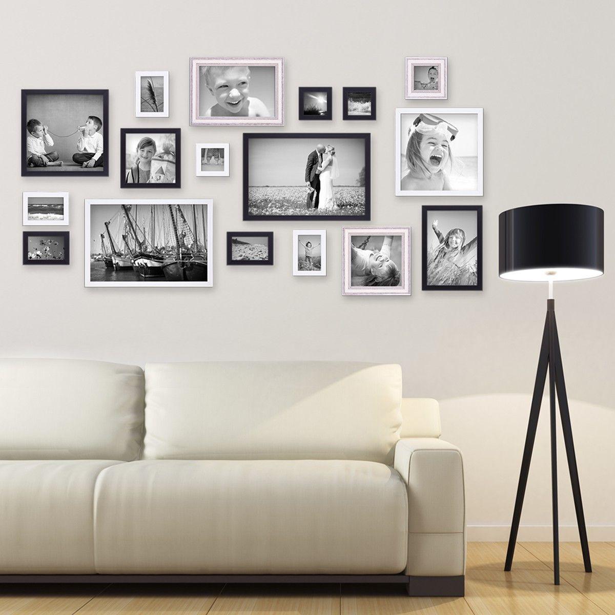 Home design bilder eine etage er set bilderrahmen für grosse bilderwand massivholz größen x