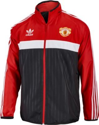 sports shoes 394e5 8337f adidas Manchester United Windbreaker available at www.soccerpro.com right  now!