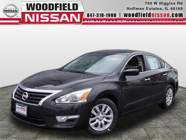 Finance a 2015 Nissan Altima with an auto loan from