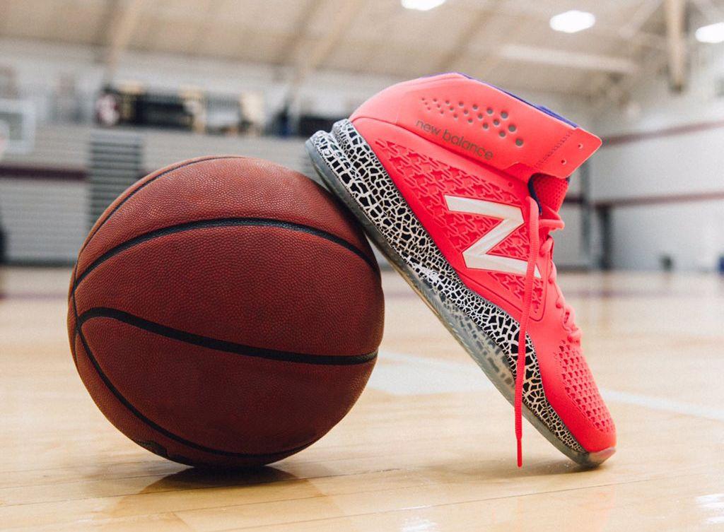 new balance basket